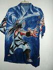 NWT SWORD ART ANIME HAWAIIAN  SHIRT BUYERS CHOICE S or M
