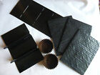 Homemade Chocolate Box Packaging - Box Dividers, Cushion Pads, Petit Four Cases