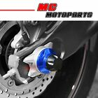 For Yamaha MT-07 Rear Axle Protector Sliders Accessory FZ-07 14 15