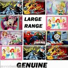 SPIDERMAN BATMAN CARS PRINCESS MINNIE ,FAIRIES ,THOMAS KIDS CHARACTER PLACEMAT