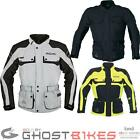 Richa Spirit C Change Motorcycle Jacket Waterproof CE Armour Textile  Breathable