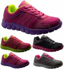 NEW GIRLS CASUAL AIR SHOCK ABSORBING CHILDRENS TRAINERS KIDS SCHOOL SHOES BOOTS