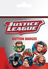 Justice League of America Badge Pack 10x15cm