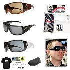 NEW Electric Visual Kb1  Mens Kyle Busch Pro Wrap Sunglasses Msrp$100