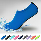 Skin Shoes Water Shoes Aqua Summer Sport Socks Pool Beach Swim Slip On Surf