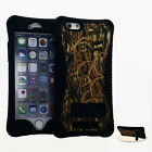 Hybrid Shockproof Case Cover with Kickstand For iPhone 6 / 6 plus Mossy Oak Camo