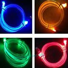 Micro USB Charge Data Sync LED Visible Light Cable for Android Samsung Sony HTC