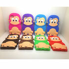 1pc Soft 3D Cute Monkey Silicone Back Cover Case Skin For Ipod Touch 5 5G 6 6G