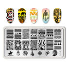 BORN PRETTY Nail Stamping Image Plate Manicure Nail Art Stamp Stencil Template <br/> BUY 1, GET 1 AT 5% OFF * Sold Out 7900+ *