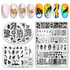 BORN PRETTY Nail Stamping Image Plate Manicure Nail Art Stamp Stencil Template