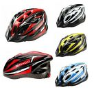 Safety Outdoor Cycling MTB Road Bicycle Adult Mens 18 Holes Helmets W/LED light