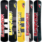 F2 Eliminator World Cup Carbon Race Board All Mountain Freeride Snowboard Carver