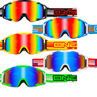 Oneal B2 Off Road Motocross MX Radium Scratch Resist ThreeSixZero Goggles