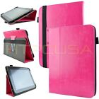 ASUS VivoTab RT TF600 TF600T Windows Tablet Adjustable Stand Card Case Cover
