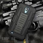 Armor Rugged KickStand Hybrid Case BeltClip Holster For Samsung Galaxy S4 Active
