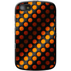 Abstract 3D Wave Hard Case For Blackberry Models