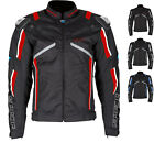 Spada Xsport Motorcycle Jacket CE Approved Armour Waterproof Thermal Breathable