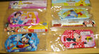 DISNEY ~ LUGGAGE TAGS ~ MICKEY MOUSE, TINKERBELL, CINDERELLA. AURORA, MCQUEEN