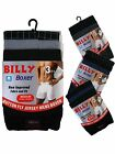 6 Mens Billy Boxer Shorts Jersey Cotton Button Fly Trunks Underwear / All Sizes