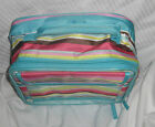 Insulated Lunch Cooler Holds 3 Cans bottle strap padded handle pocket new