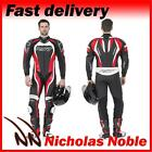 RST TRACTECH EVO II 1415 MENS Red ONE PIECE 1PC LEATHER RACE SPORTS BIKE SUIT
