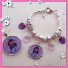 SUPER GORGEOUS LITTLE GIRLS LITTLE CHARMERS NECKLACE BRACELET OR SET