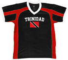Trinidad and Tobago Faded Distressed Flag Country Pride Retro Sport T-shirt