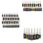 FTTATTOO Tattoo Ink Pigment Colors 5ML Colours Set Kit