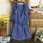 Vintage Women Spring summer Long Trench Coat Thin Jacket Casual Outerwear Tops