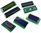 1602 12864 2004 0802 1604 Character LCD Display Module Blue/Yellow backlight d