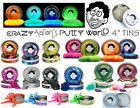 """Crazy Aaron's PUTTY 4"""" Tin U PICK New Stress Therapy Autism Office Desk Toy FUN!"""