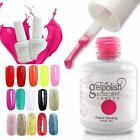 15ml Nail Art UV Gel colour Soak off Polish UV LED lamp Glitter Decor