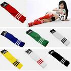 Soft High Striped Over Knee Long Sock Stockings Stripe Tube Soccer Football DJNG