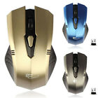 2.4Ghz High Speed Wireless Optical Gaming Mouse For PC Laptop New GFY