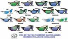 Flying Fisherman Polarized Sunglasses Master Angler Mirror Lens Any Style Tint