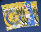 CANVEY ISLAND HOME PROGRAMMES 2003-2004