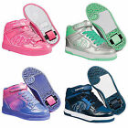 Heelys Fly Roller Skates Iconic Shoes With Rolls Mid Cut Different Colors