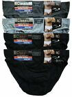 6 or 12 Pack Mens Classic Cotton Slips Briefs Sizes S M L XL 2XL 3XL 4XL 5XL