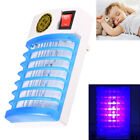 LED Electric Socket Mosquito Fly Bug Insect Killer Night Lamp Zapper AU Adapter