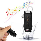 Waterproof IPX8 Sport MP3 Music Player Swimming Diving FM Radio 4GB + Earphone