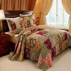 Greenland Home Antique Chic Bedspread Set, Twin, Full, Queen Or King