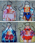 Free shipping 2013 hot interesting beauty kitchen cooking apron interesting sexy