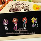 4pcs/set Monster High Refrigerator Magnetic Stickers/Fridge Magnet,Party Gifts