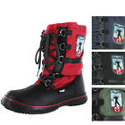 Pajar Canada Grip Low Women's Duck Snow Boots Waterproof