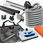 30' Electric Central Vacuum Kit Power Head, Hose & Tools Beam Nutone Kenmore