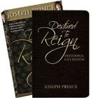 Destined To Reign Devotional Bonded Leather Gift Edition by Joseph Prince 279794