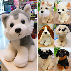 Puppy Plush Doll Animal Pet Dog Puppy Soft Stuffed Child kid Toy Cute Xmas Gift