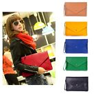 Womens Envelope Clutch Party Evening Bag Handbags Shoulder Messenger Bag Stylish