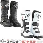 Oneal Element Platinum Motocross Boots MX Off Road Leather Heat Shield All Sizes