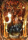**BEAUTIFUL FULL COLOUR - PAGAN - WICCAN - FESTIVAL PRINTS**